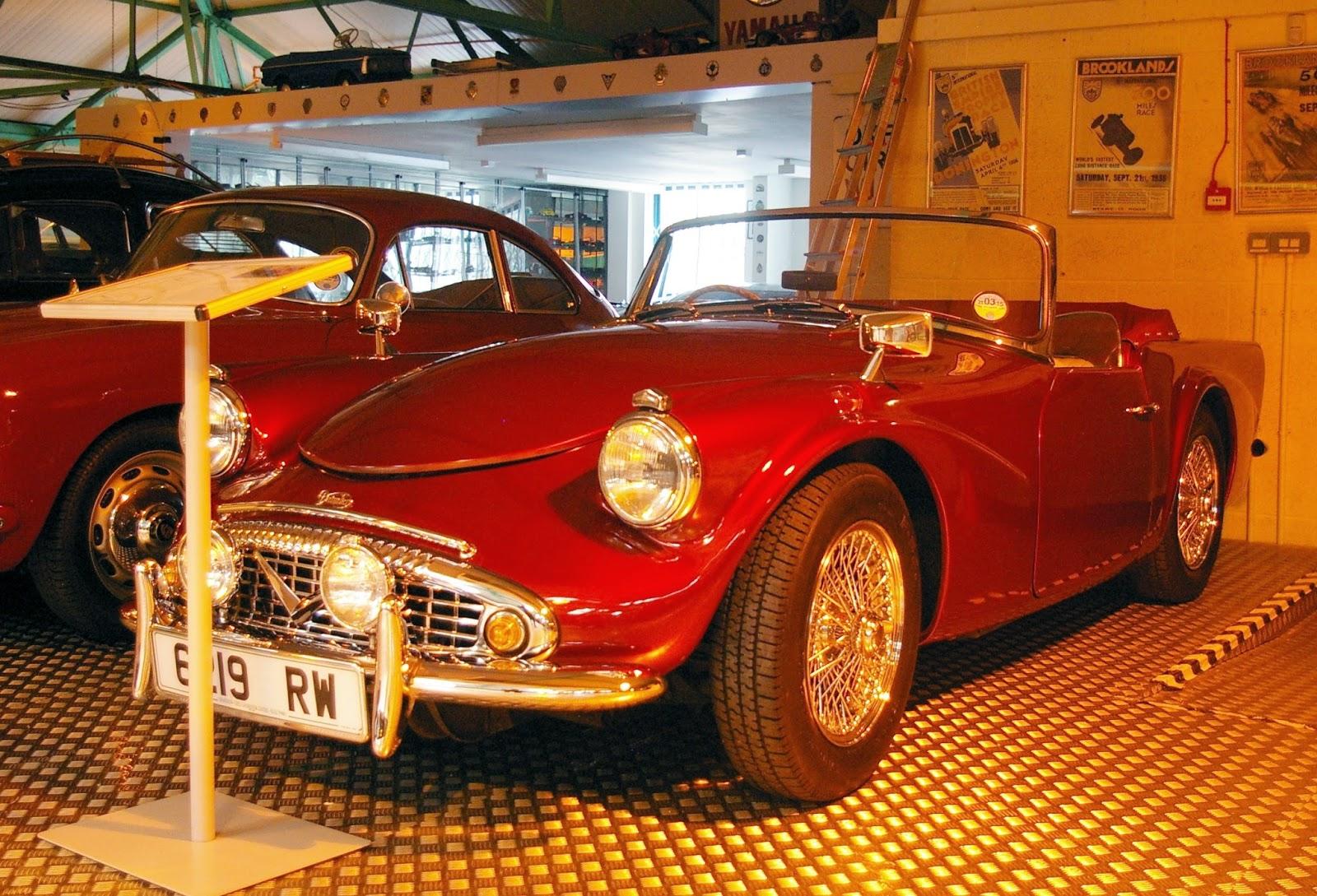 Studio 434 Classic Car Collection