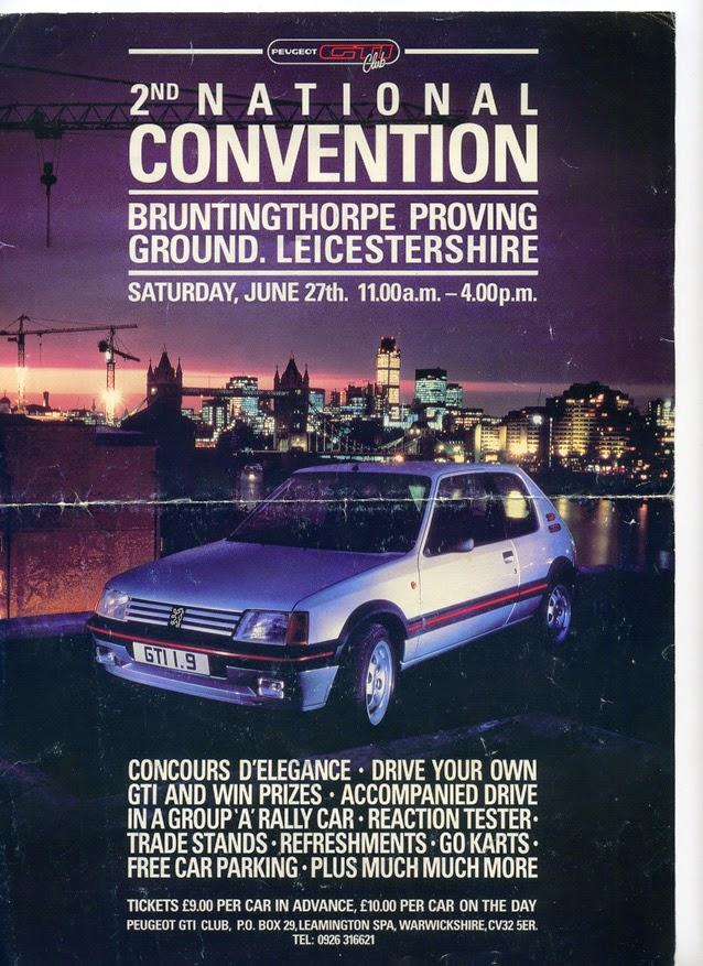 peugeot sport club uk history - car scene international