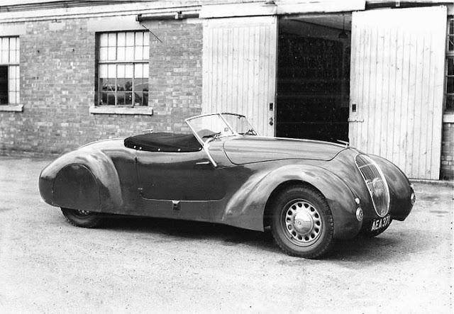 Jensen Motors The Bespoke Period Car Scene International