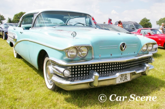 1958 Buick Century front view