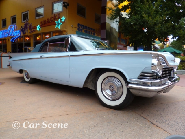 1959 Buick Le Sabre Convertible front side view