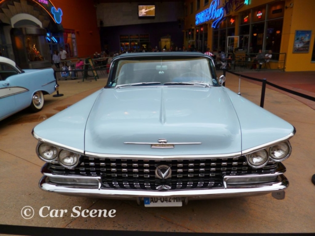 1959 Buick Le Sabre Convertible front view