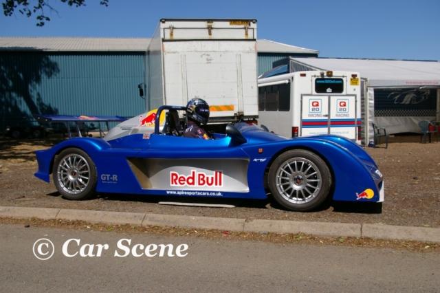 Spire SRC 1 side view