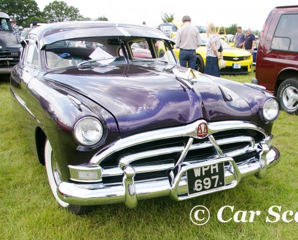 1952 Hudson Hornet front view