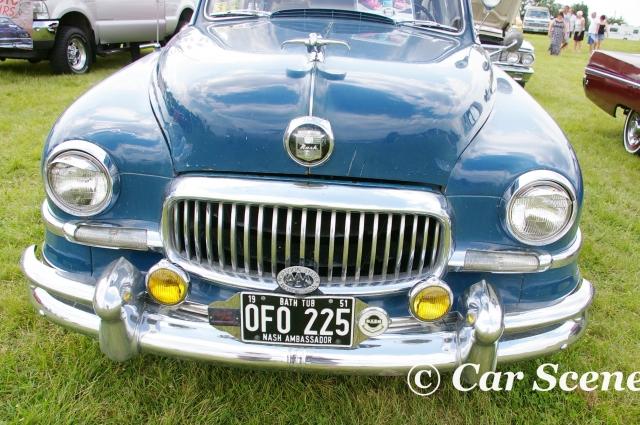 1951 Nash Ambassador Custom front view