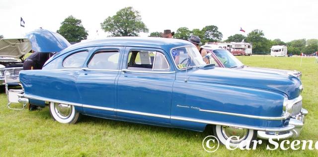 1951 Nash Ambassador Custom side view