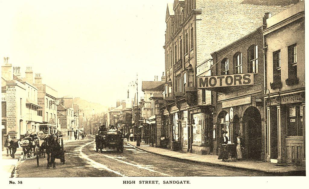 Maltby's, Sandgate High St.
