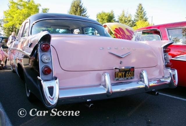 1956 DESOTO Fireflite rear view