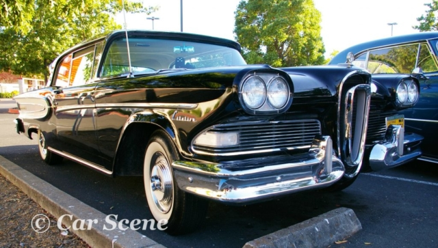 1958 Edsel Citation front three quarters view
