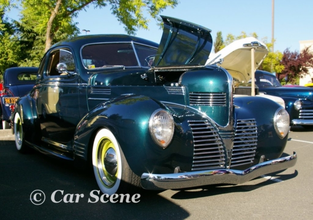 1939 Dodge Coupe by Hayes front view