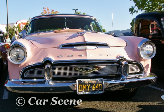1956 DESOTO Fireflite front view