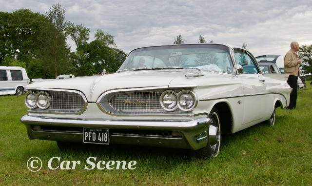 1959 Pontiac Catalina Coupe front view