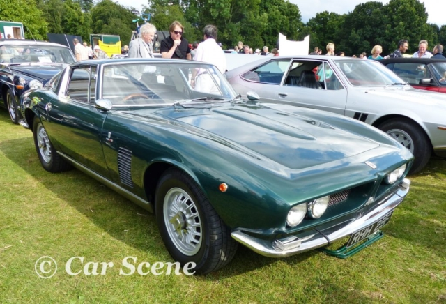 c.1968 Iso Griffo front three quarters view