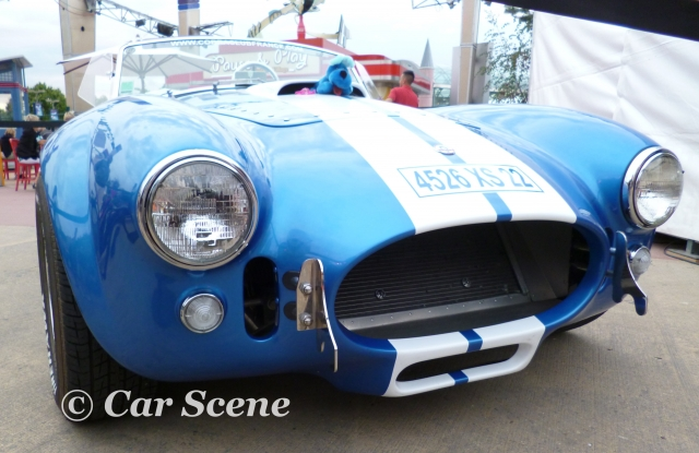 c1966 Shelby AC Cobra (Ford 427 V8) front view