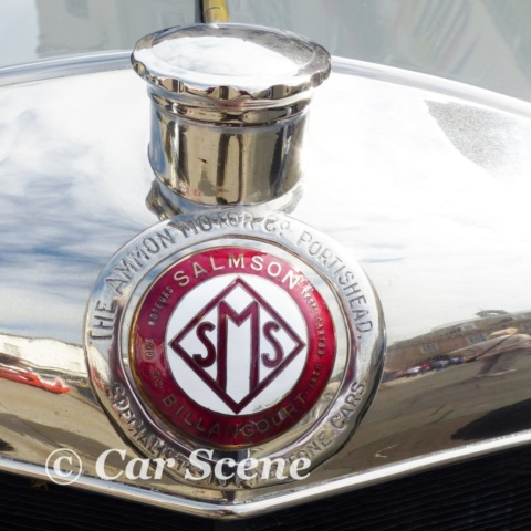 Salmson Radiator Badge
