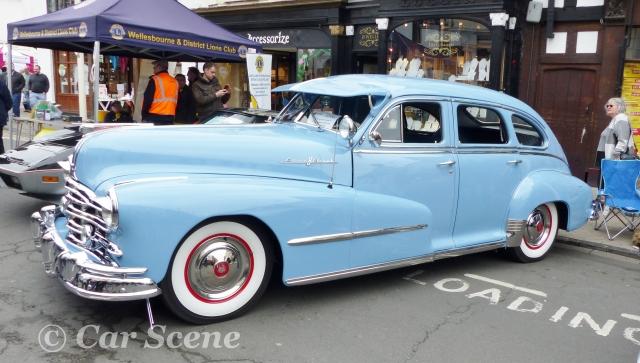 1948 Pontiac Silver Streak side view