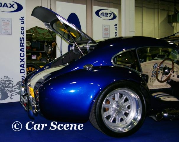 Dax Cobra 427 GT rear side view
