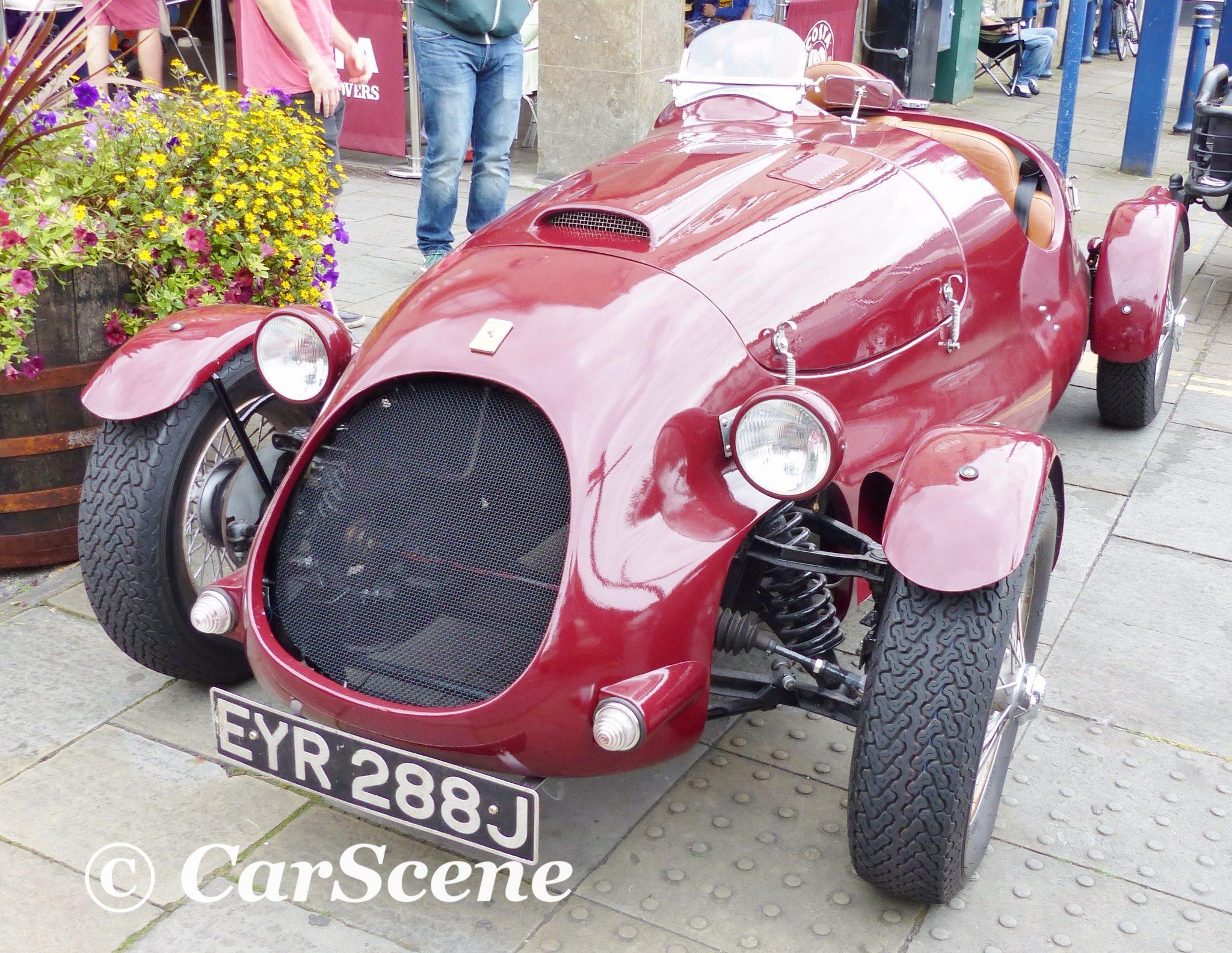 Warwick Classic Car Show - 12th August 2018 - Car Scene