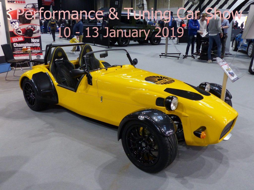 tuning car show