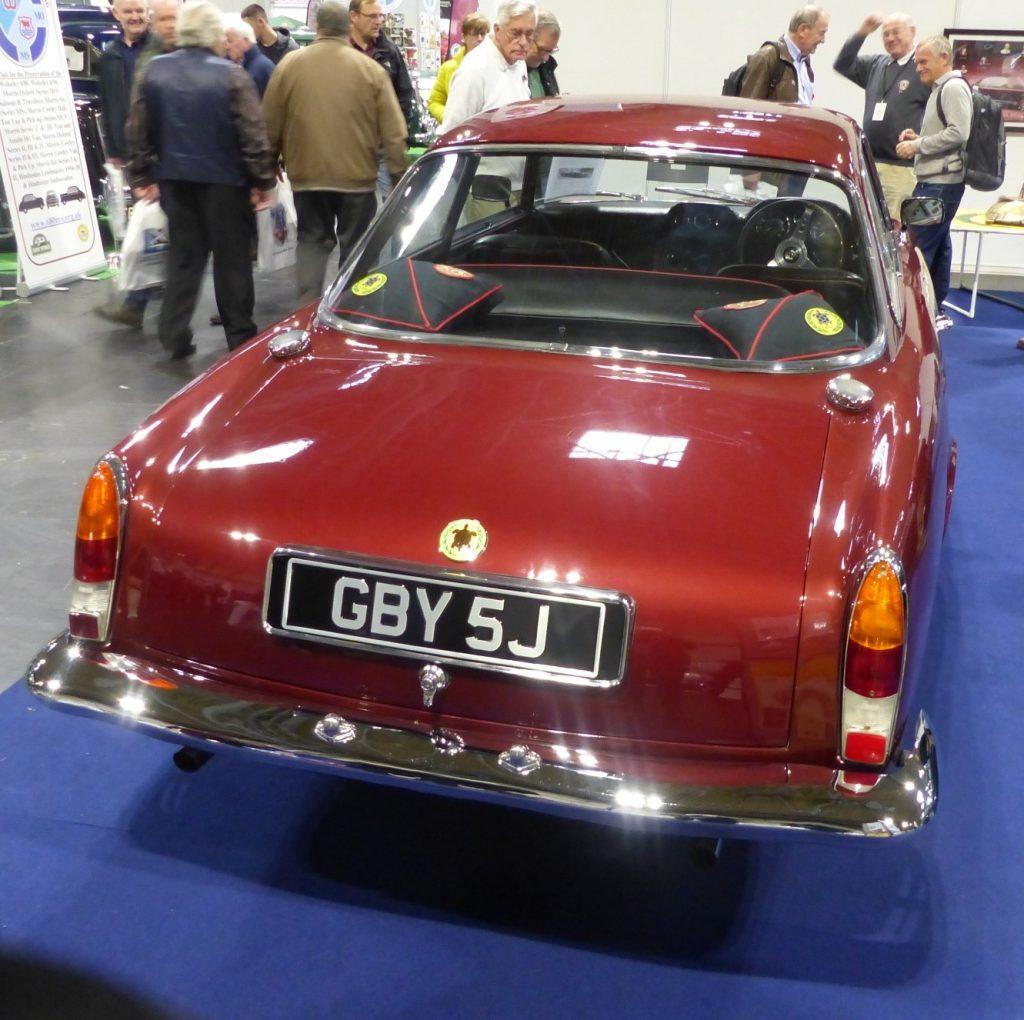 Classic Car Show at the Birmingham NEC 2018 - Report