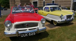 BMC & Leyland Show at Gaydon