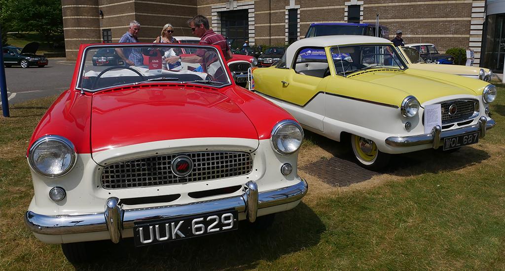 BMC & Leyland Show 2020 at the British Motor Museum - Car ...