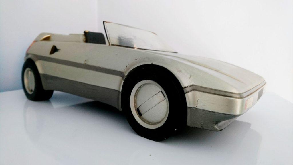 The i Car
