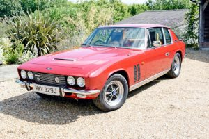 Jenwsen FF at Brightwells 4th September classic car auction at Leominster