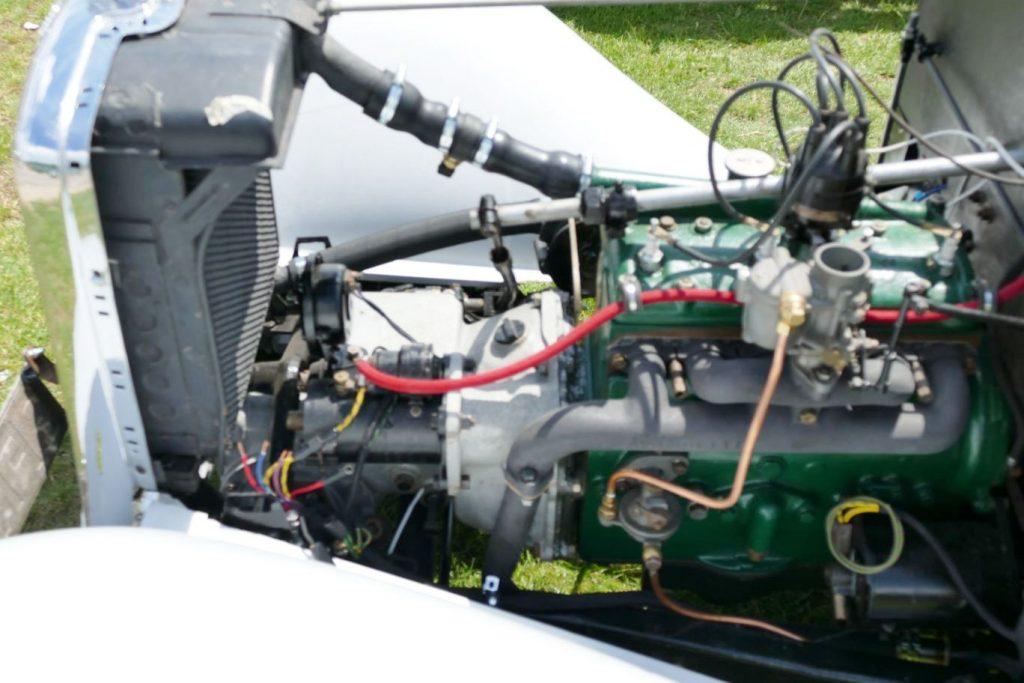 BSA Front wheel drive