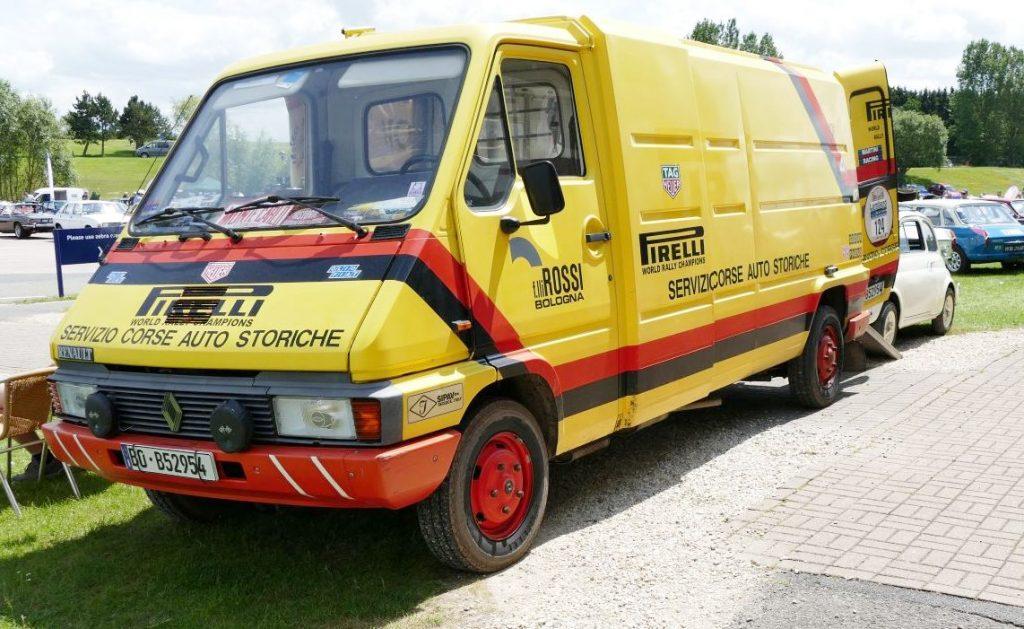 Pirelli Renault Master