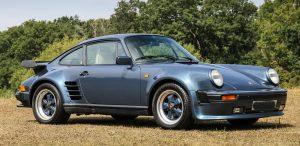 Porsche 911 at Silverstone Auctions Club Sale Event