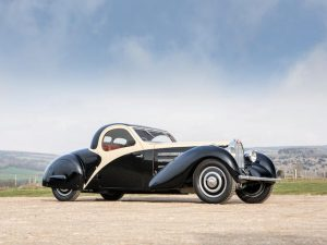 1935 Bugatti Type 57 Coupe