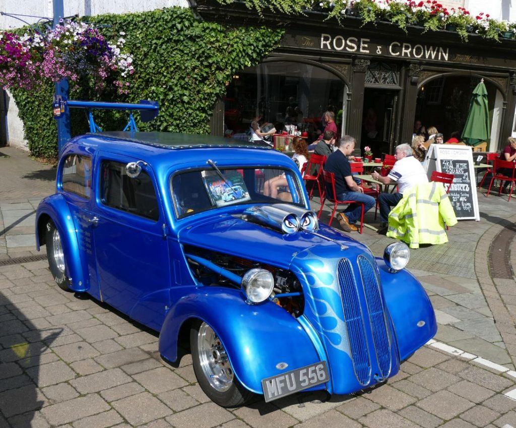 Ford U.K. Popular Hot Rod