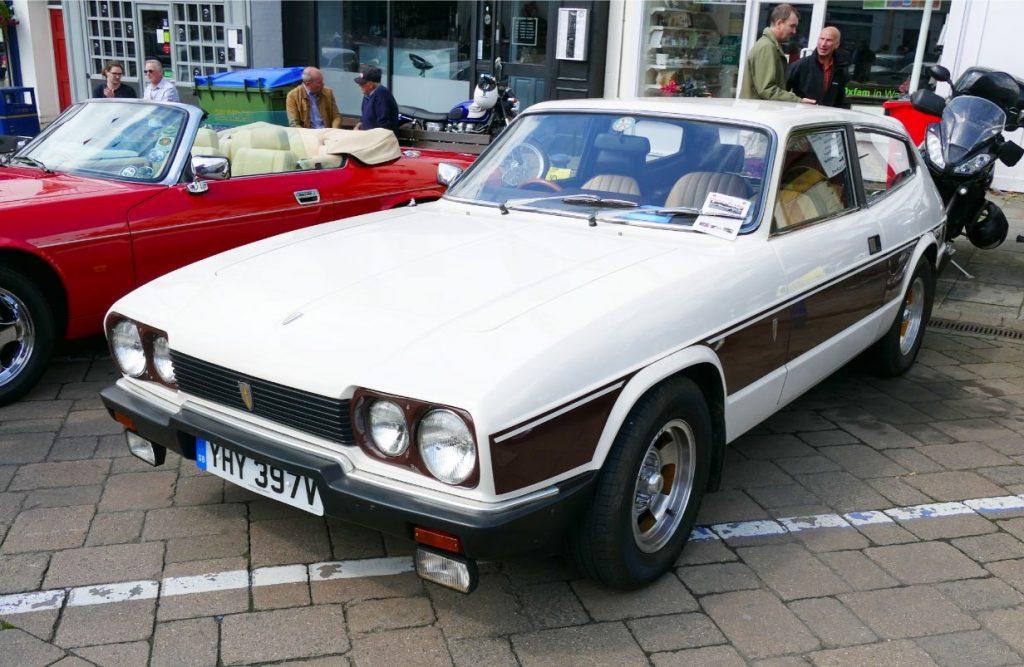Reliant GTE