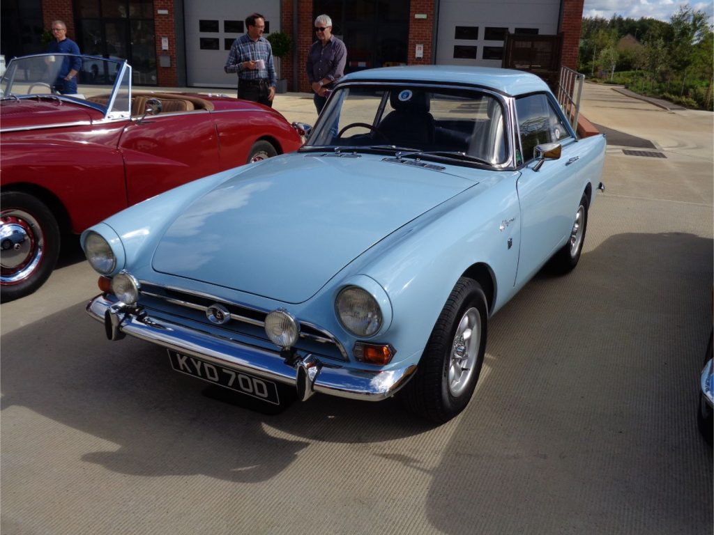 Sunbeam Alpine Sports Car