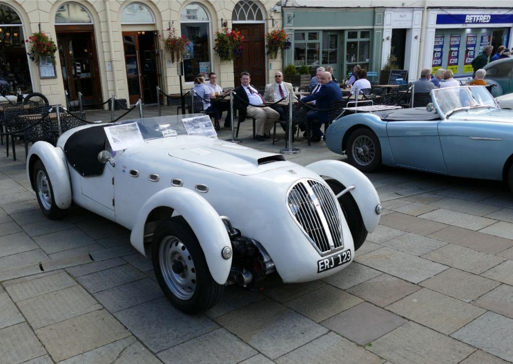 Healey Silverstone White