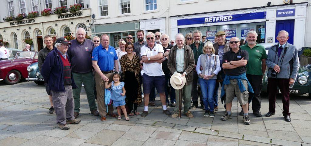 AOHO Members in Warwick