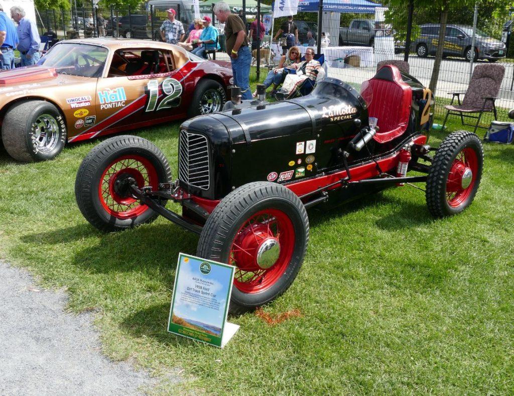 1946 Dirt Track Racer
