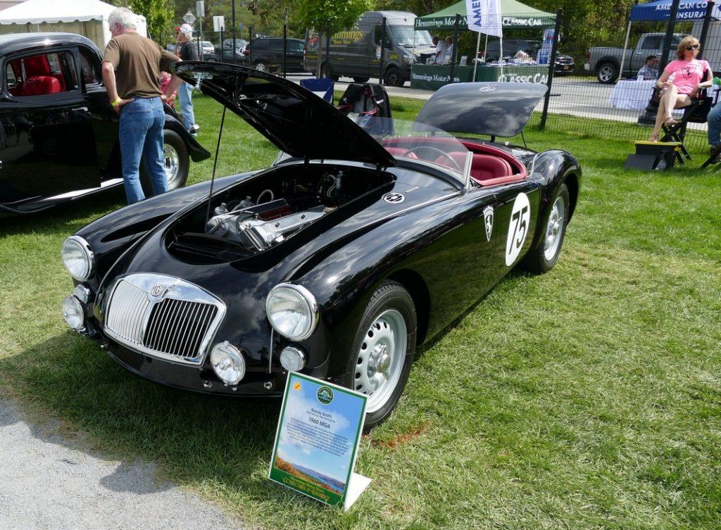 1961 MGA Twin Cam