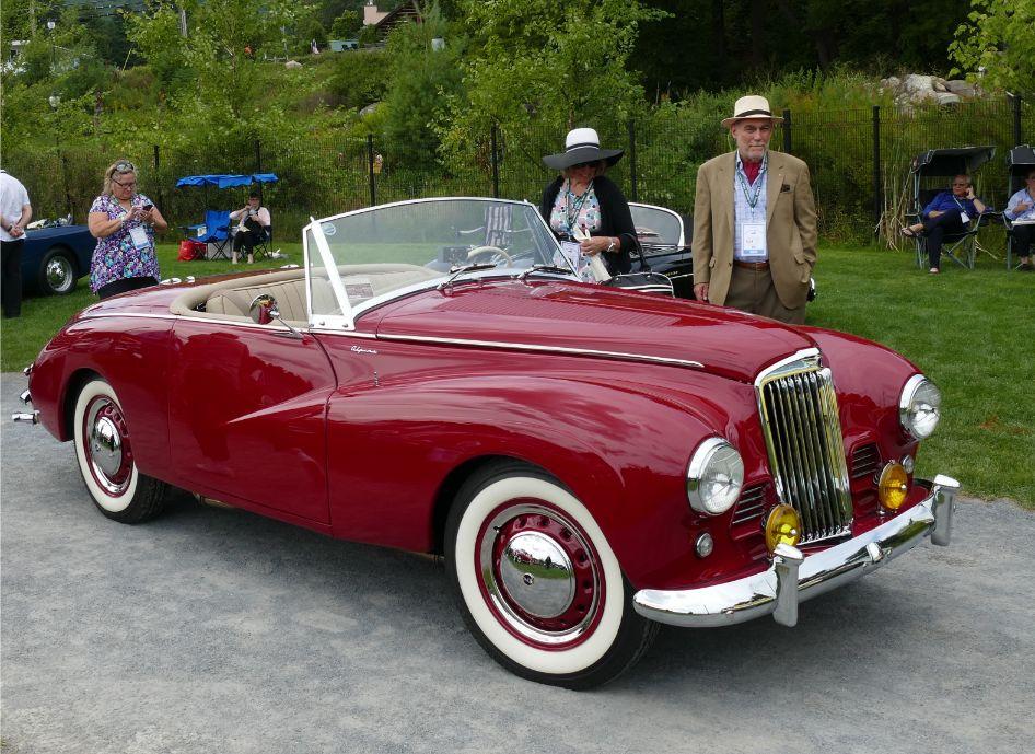 1954 Talbot Sunbeam Alpine