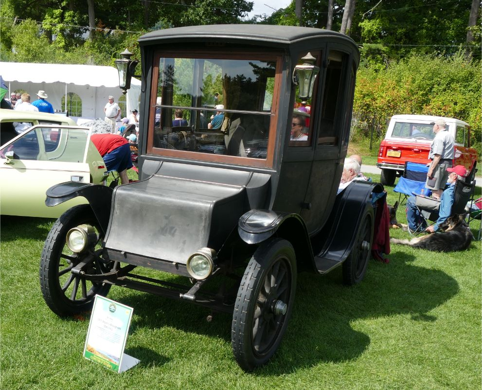1911 Waverky Brougham Electric