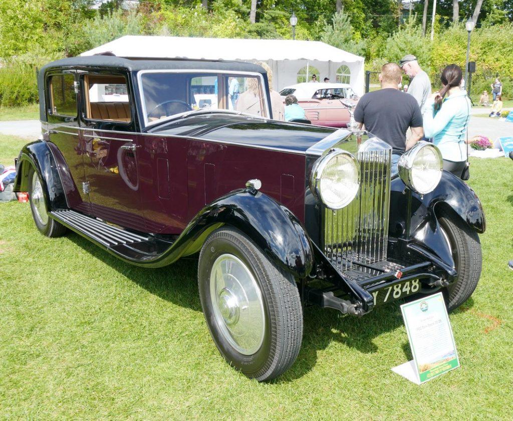 1936 Rolls Royce 25