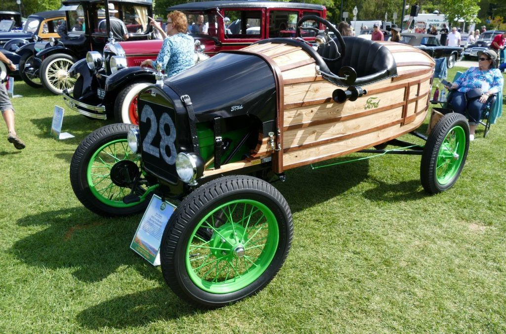 Ford Model T Boat Tail Special