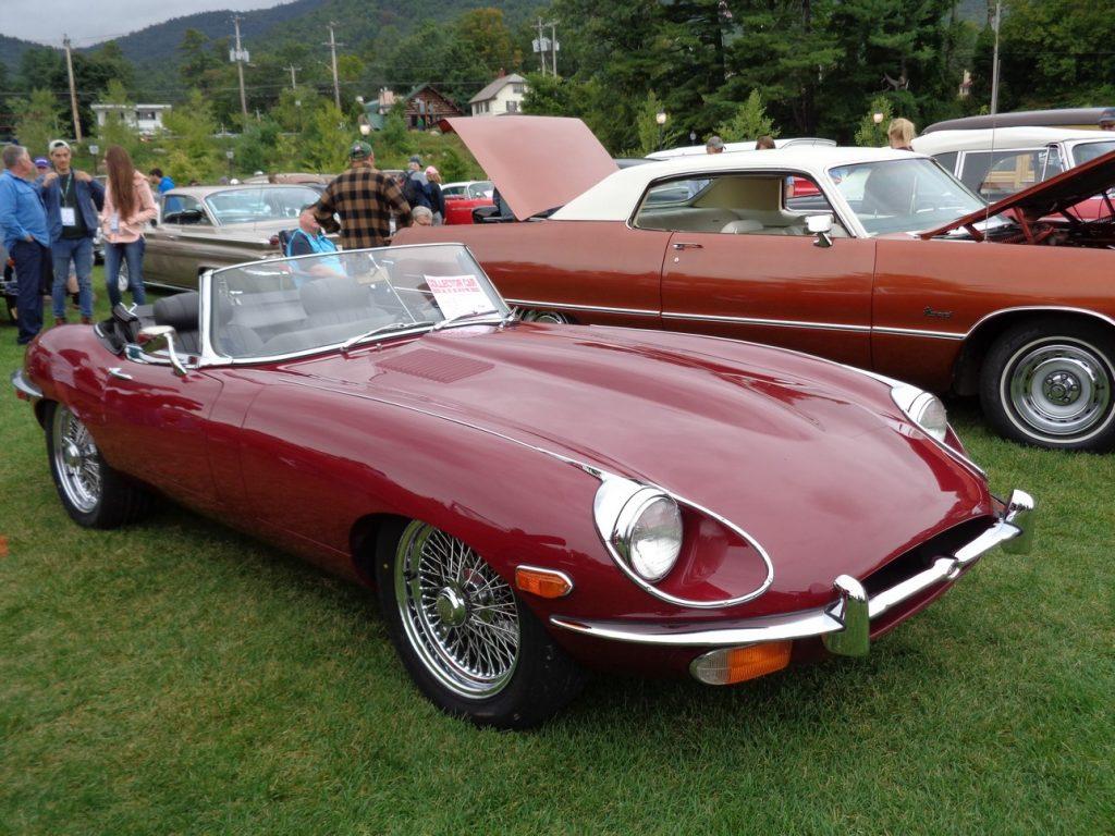 1969 Jaguar E Ttype Roadster