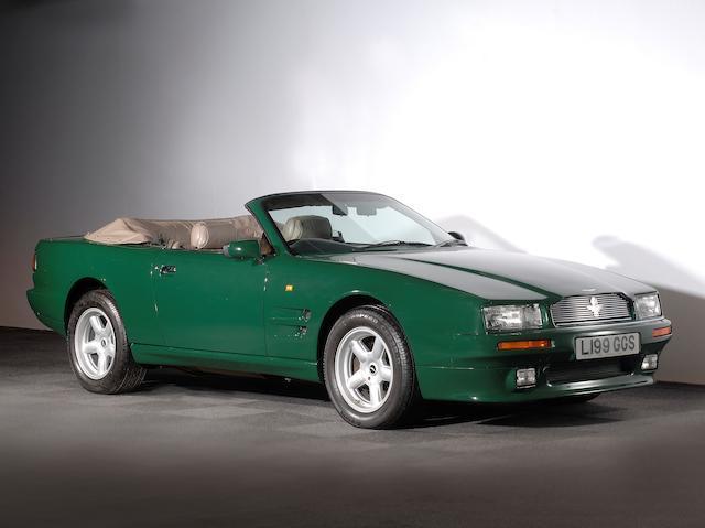 1994 Aston Martin Vrage Convertible