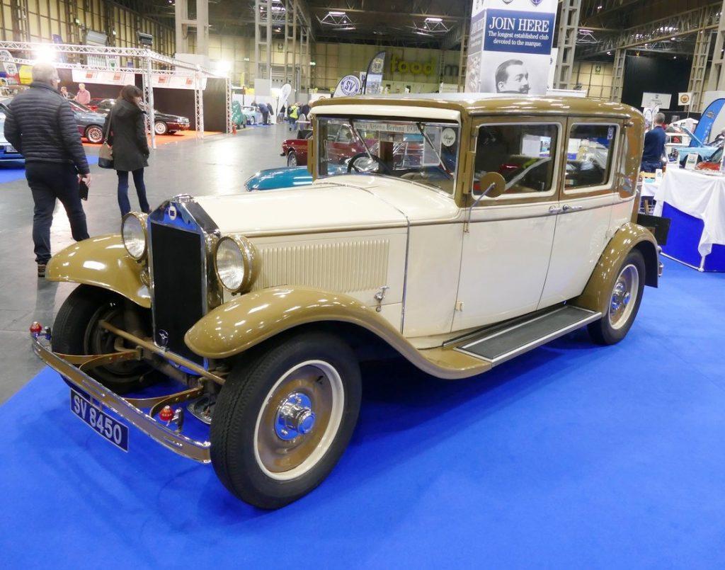 1934 Lancia Artena Berlina