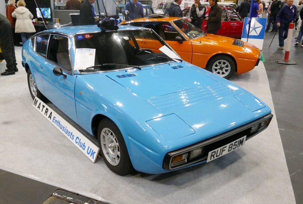 1973 - 80 Matra - Simca Baheera