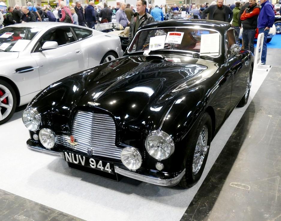 1954 Aston Martin DB2 Vantage