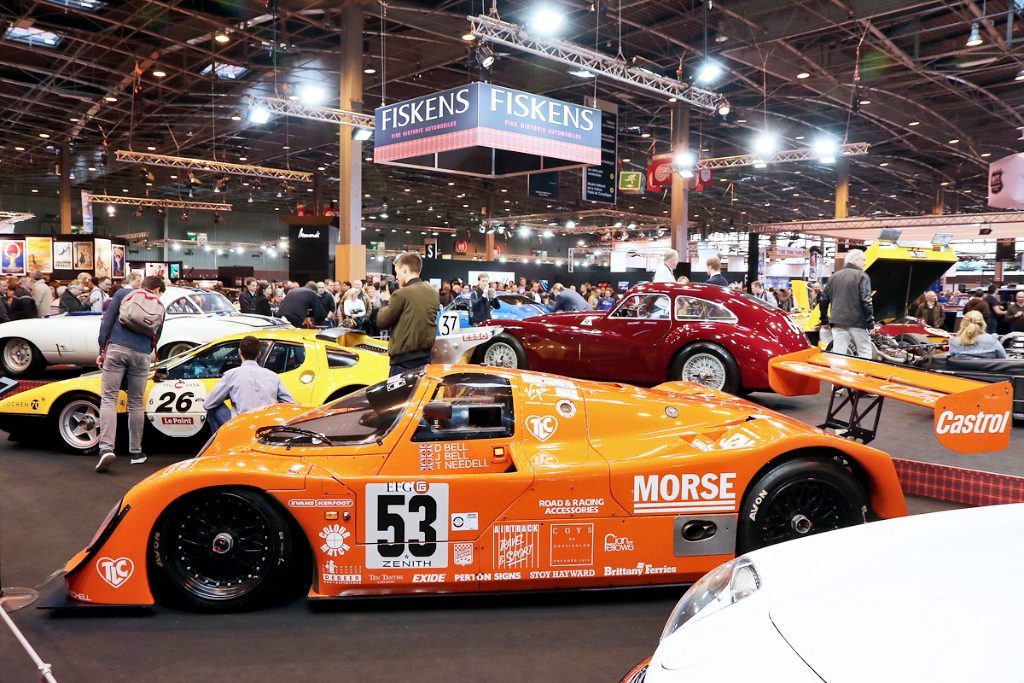Salon Retromobile Paris 2020