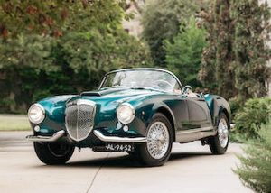1955 Lancia - Auralia America at Bonhams Scottsdale auction 2020